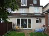 Rear extension in Hove