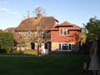 Two storey extension in Ditchling