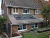 Rear extension in Lewes
