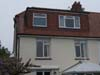 Rear view of loft conversion in Hove